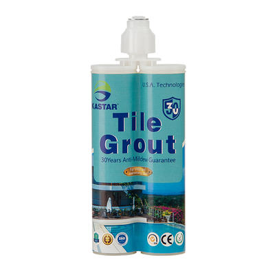Kastar Tile Grout Rich Colors Two-Component For Villa and Swimming Pool